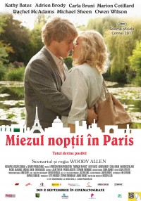 Poster Imagine Midnight in Paris (2011)