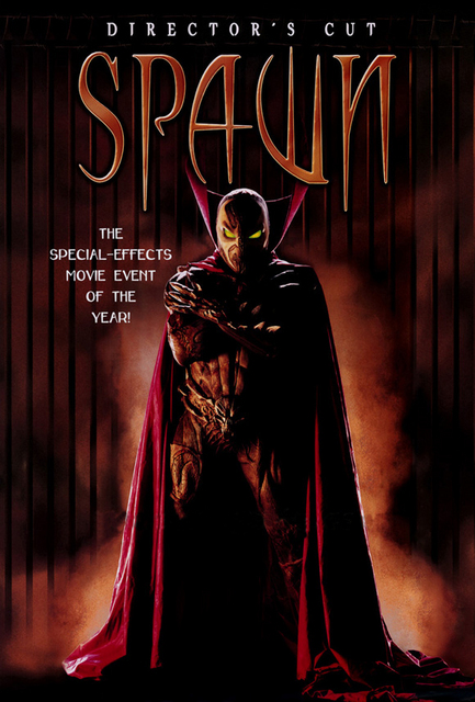 Poster Imagine Spawn (1997) Poza