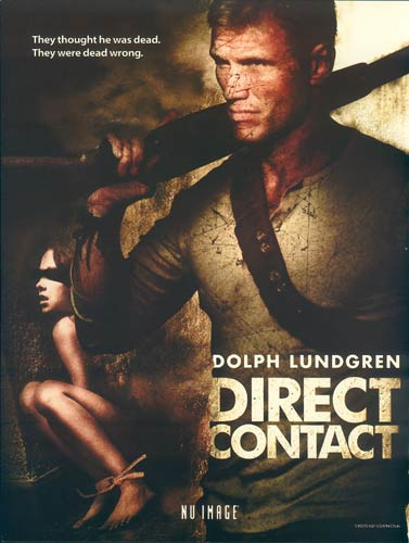 Poster Imagine Direct Contact (2009) Poza