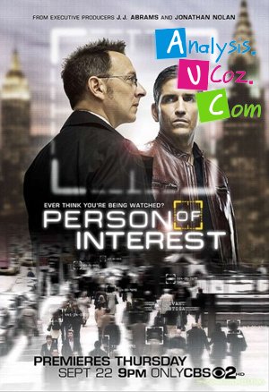 Poster Imagine Person of Interest Sezon 1 Ep 2 Ghosts Poza