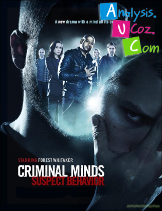 Criminal Minds Suspect Behavior Sezon 1 Ep 12 The Girl in the Blue Mask