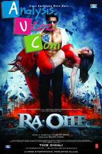 Poster Imagine Ra.One (2011)
