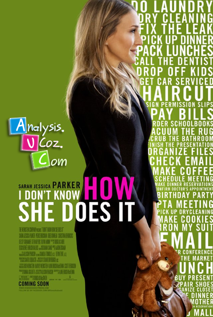 I Dont Know How She Does It (2011)