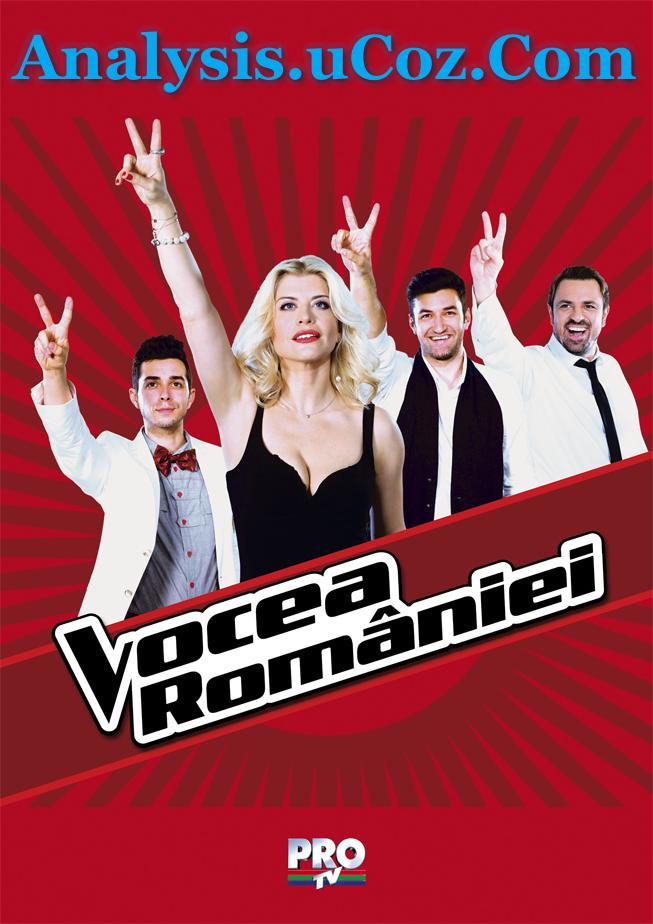 Vocea Romaniei Sezonul 1 Episodul 8 – 15 Noiembrie 2011
