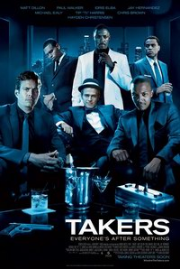 Takers (2010) - Fura si fugi