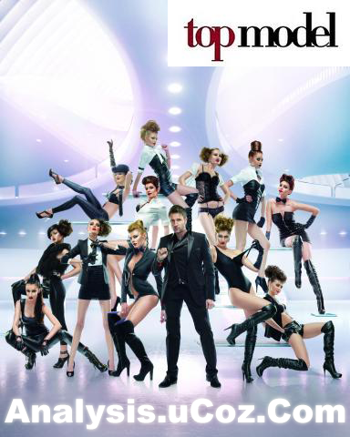 Poster Imagine Next Top Model - Emisiunea din 08.12.2011
