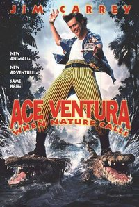 Poster Imagine Ace Ventura - When Nature Calls (1995) - Ace Ventura - Un nebun in Africa Poza