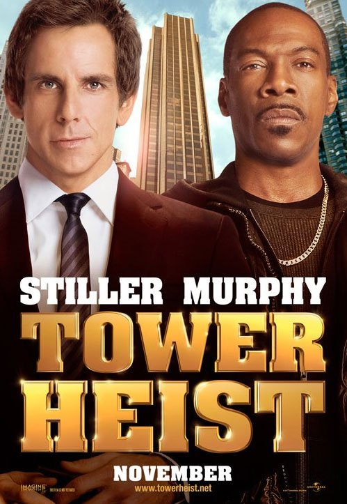 Imagine film online Tower Heist (2011)