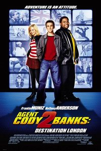 Agent Cody Banks 2 - Destination London (2004) -  Agentul Cody Banks 2 - Destinatia Londra