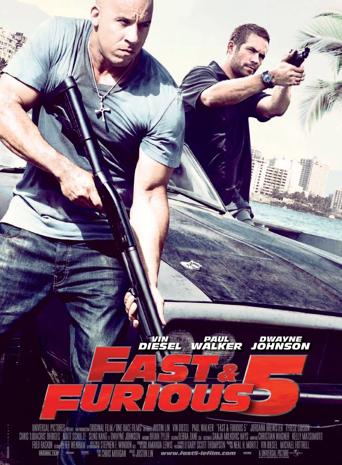 Imagine film online Fast And Furious 5 Rio Heist (2011)