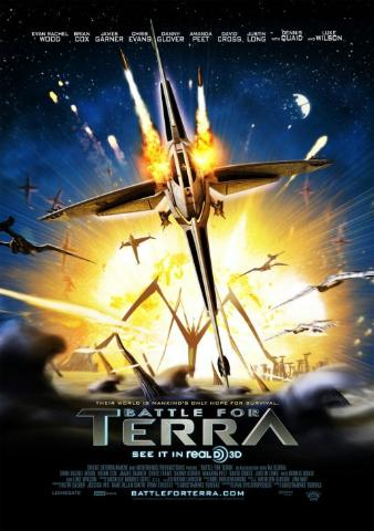 Poster Imagine Battle for Terra (2007) Poza
