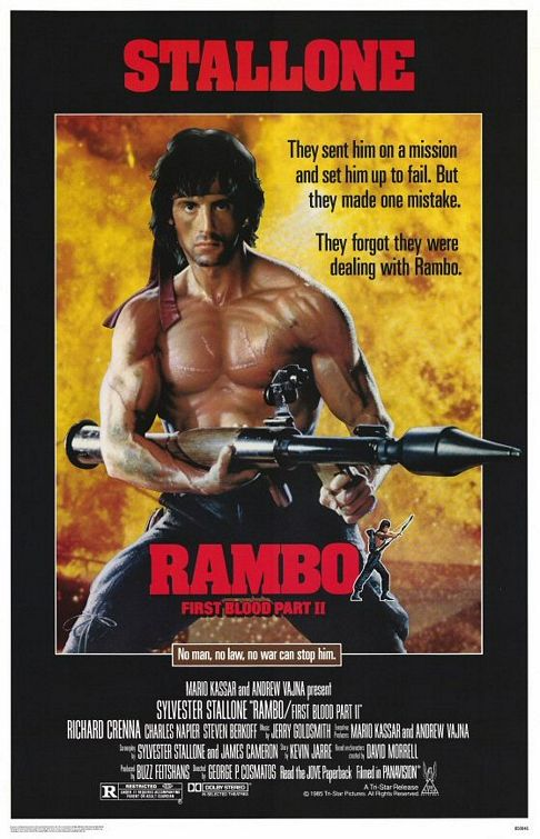 Rambo II – First Blood (1985)