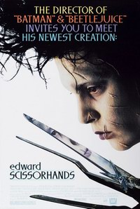 Edward Scissorhands (1990) - Edward Maini-de-foarfece
