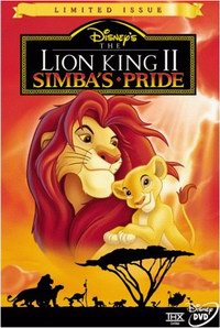 The Lion King 2 - Simbas Pride (1998)