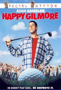 Poster Imagine Happy Gilmore (1996) Ghinionistul Poza