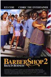 Imagine film online Barbershop 2 - Back in Business (2004) - Frizeria 2