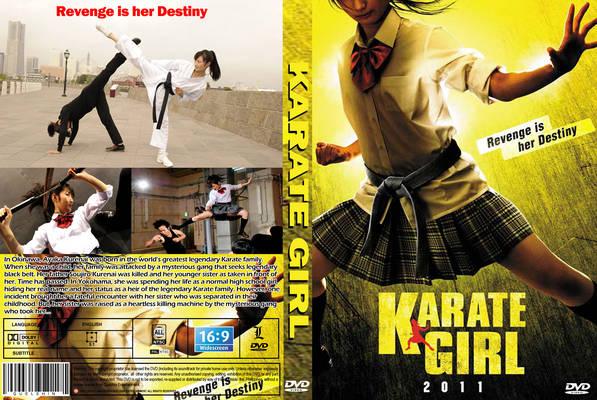 Karate Girl 2011