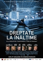 Man on a Ledge – Dreptate la inaltime (2012)