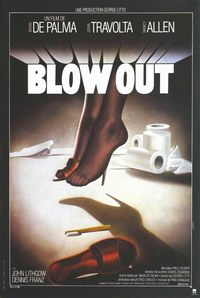 Poster Imagine Blow Out (1981) - O moarte suspecta