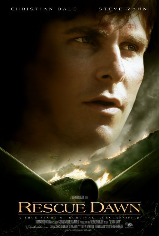 Poster Imagine Rescue Dawn (2007)