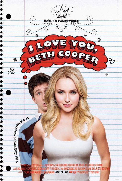 Poster Imagine I Love You, Beth Cooper (2009) Poza