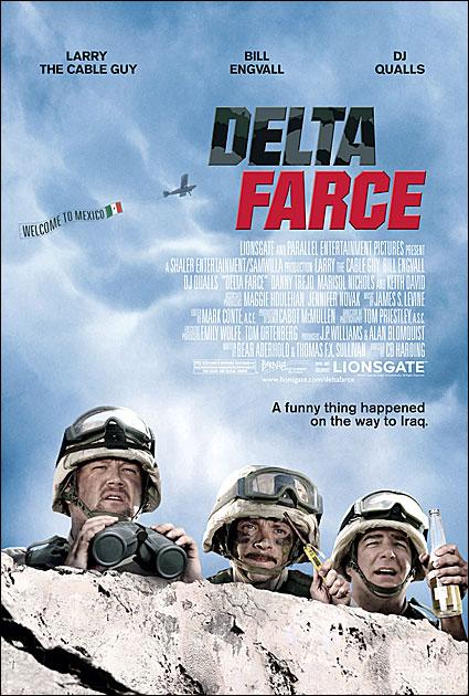Vizionare online filmul Delta Farce (2007), cu subtitrare în Română şi calitate HD