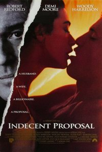 Poster Imagine Indecent proposal (1993) - Propunere indecenta Poza