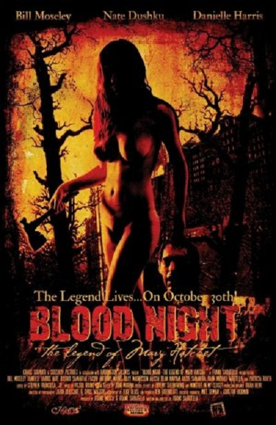 Poster Imagine Blood Night