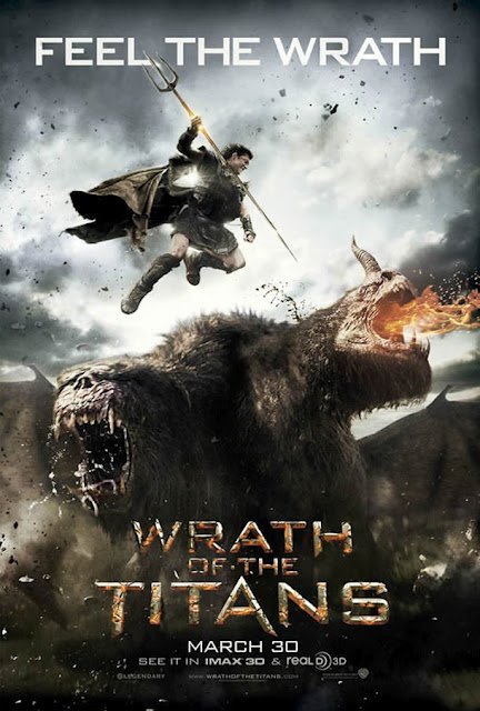 Wrath of the Titans - Furia titanilor (2012) online