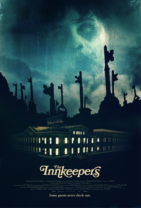 Poster Imagine The Innkeepers (2011)