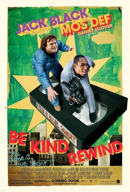 Vizionare online filmul Be Kind Rewind (2008), cu subtitrare în Română şi calitate HD