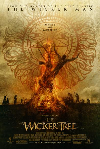 Poster Imagine The Wicker Tree (2012)