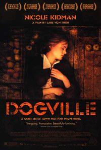 Poster Imagine Dogville (2003)