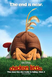 Poster Imagine Chicken Little (2005) - Puiu mic Poza