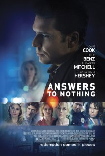 Poster Imagine Answers to Nothing (2011)