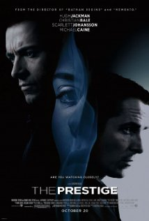 Poster Imagine The Prestige (2006)