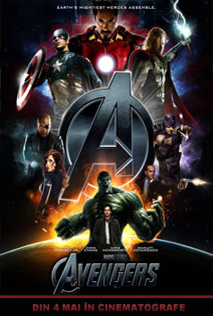 The Avengers - Razbunatorii (2012)