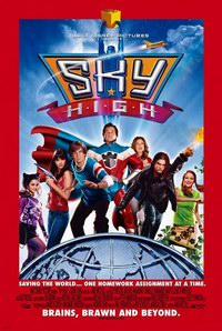 Sky High (2005) - Scoala superioara de Eroi online