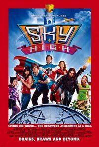 Imagine film online Sky High (2005) - Scoala superioara de Eroi
