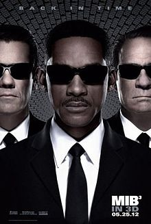 Poster Imagine Men in Black III – Barbati in negru 3 (2012) Poza