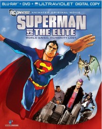 Superman vs The Elite (2012)