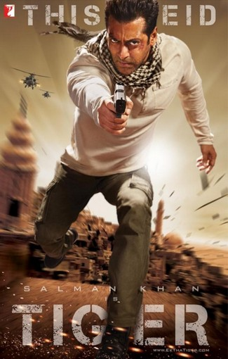 Imagine film online EK THA TIGER (2012)