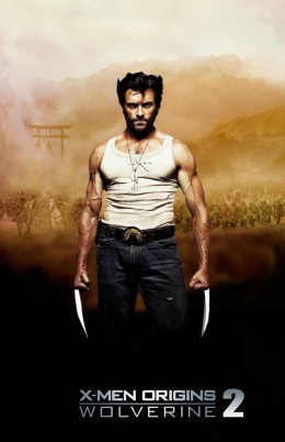 Poster Imagine The Wolverine (2013)