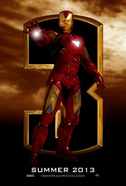 Poster Imagine Iron Man 3 (2013) Poza