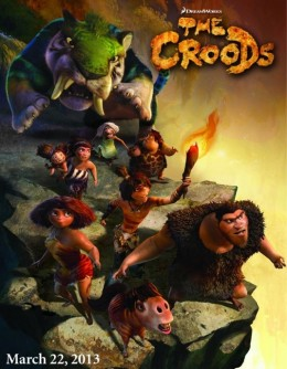 Imagine film online The Croods (2013)