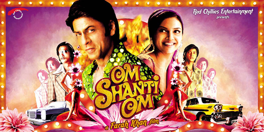 Poster Imagine Om Shanti Om Poza