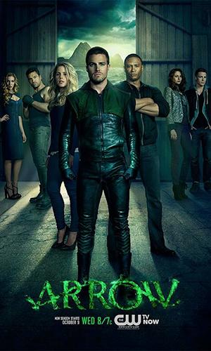 Arrow - Pilot  Sezonul 01, Episodul 01