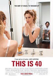 Poster Imagine This Is 40 (2012) Poza