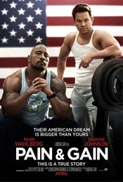 Poster Imagine Pain & Gain (2013) Poza