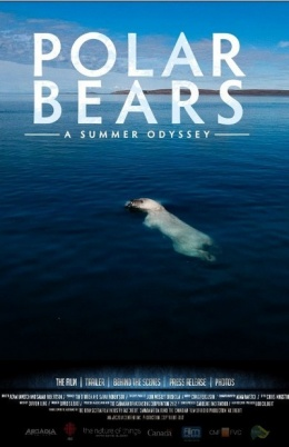 Poster Imagine Polar Bears: A Summer Odyssey (2012)